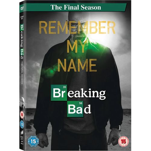 Breaking Bad - The Complete Season 6 DVD (for NZ Buyers)