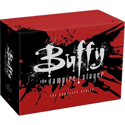 Buffy the Vampire Slayer: The Complete Series 1-7 (for NZ Buyers)