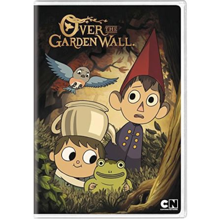 Cartoon Network: Over the Garden Wall: Animate DVD (for NZ Buyers)