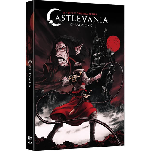 Castlevania - The Complete Season 1 DVD (for NZ Buyers)
