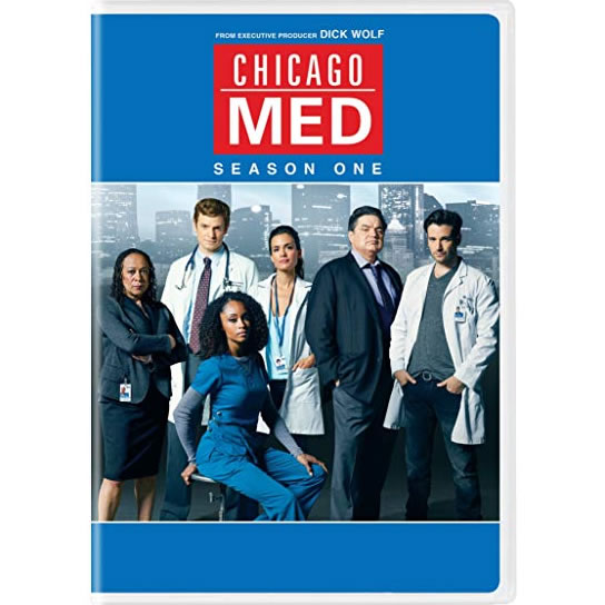 Chicago Med - The Complete Season 1 DVD (for NZ Buyers)