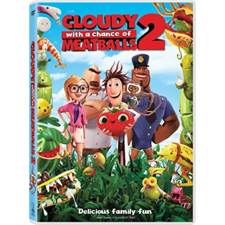 Cloudy with a Chance of Meatballs 2: Animate DVD (for NZ Buyers)