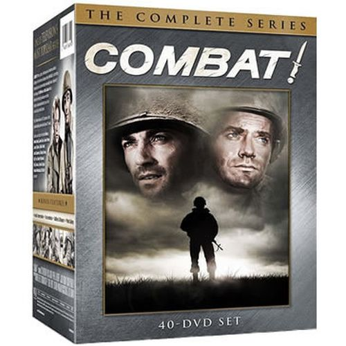 Combat: The Complete Series 1-5 (for NZ Buyers)