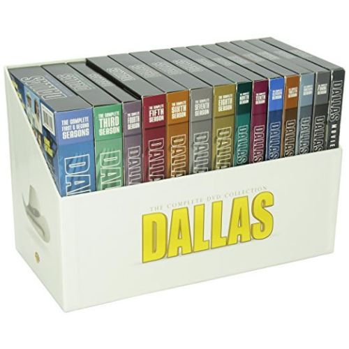 Dallas: The Complete Series 1-14 (for NZ Buyers)