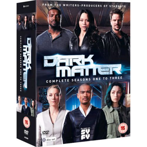 Dark Matter: The Complete Series 1-3 (for NZ Buyers)