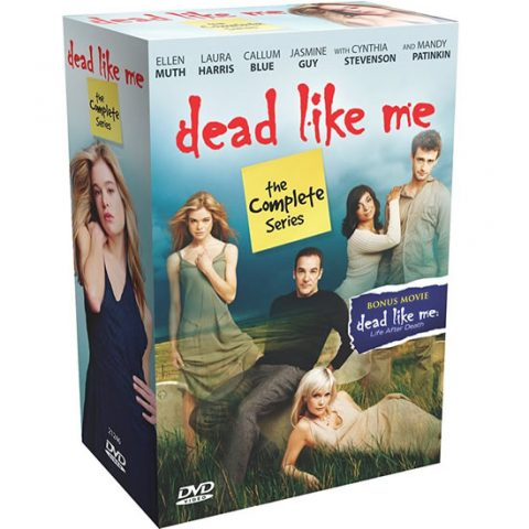 Dead Like Me: The Complete Series 1-2 (for NZ Buyers)