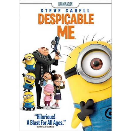 Despicable Me: Animate DVD (for NZ Buyers)