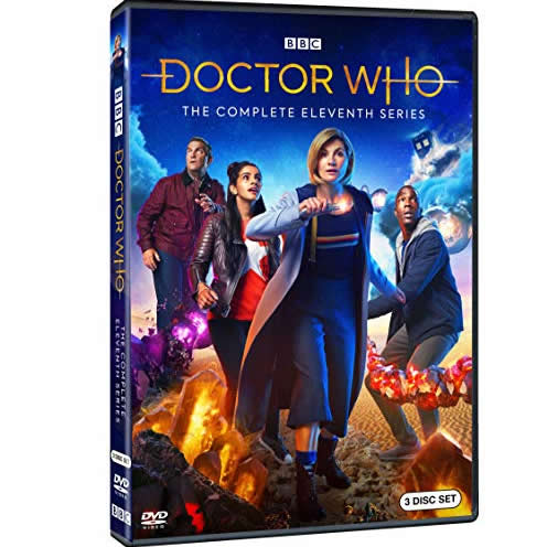 Doctor Who - The Complete Season 11 DVD (for NZ Buyers)