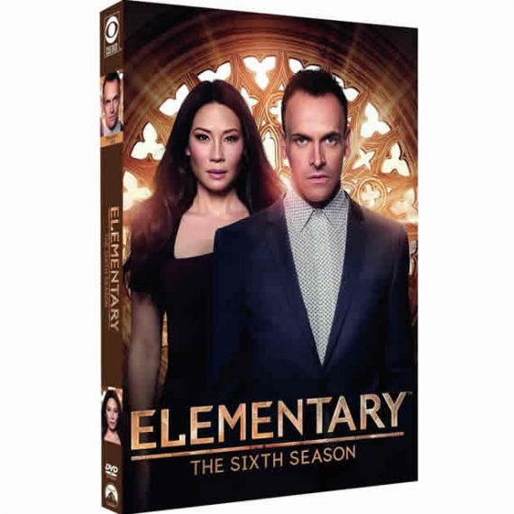 Elementary - The Complete Season 6 DVD (for NZ Buyers)