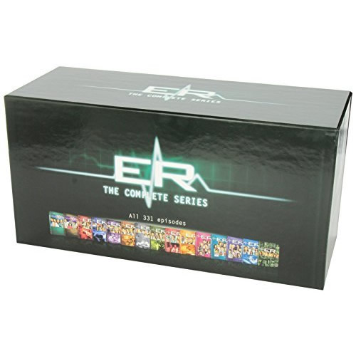 ER: The Complete Series 1-15 (for NZ Buyers)