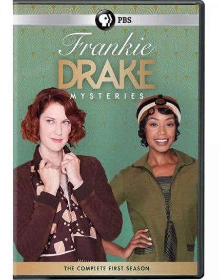 Frankie Drake Mysteries - The Complete Season 1 DVD (for NZ Buyers)