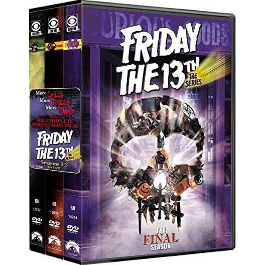 Friday the 13th: The Complete Series 1-3 (for NZ Buyers)