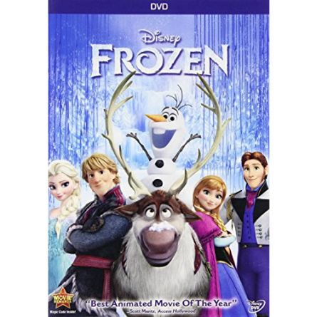 Frozen: Animate DVD (for NZ Buyers)