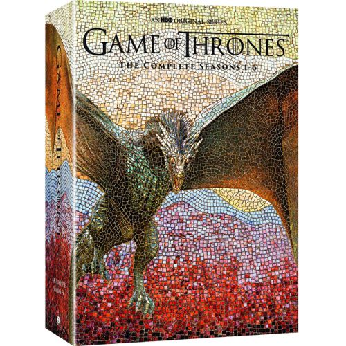 Game Of Thrones: The Complete Series 1-6 (for NZ Buyers)