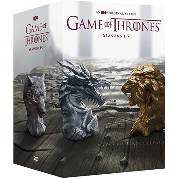 Game of Thrones: The Complete Series 1-7 (for NZ Buyers)