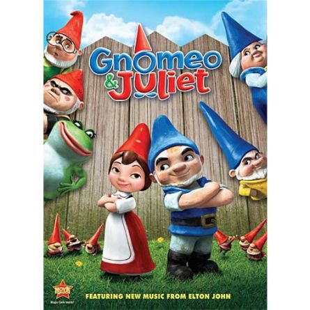 Gnomeo & Juliet: Animate DVD (for NZ Buyers)