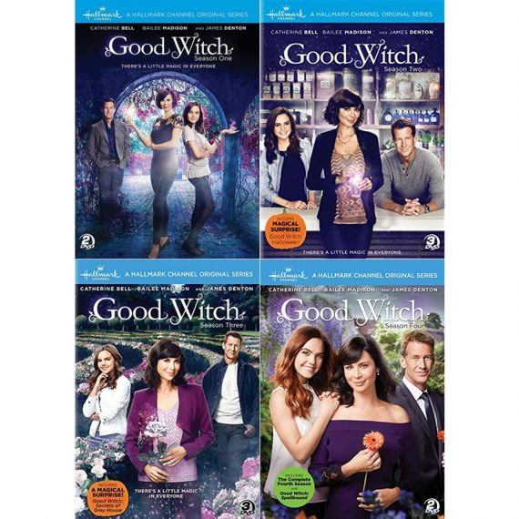 Good Witch: The Complete Series 1-4 (for NZ Buyers)