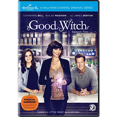 Good Witch - The Complete Season 2 DVD (for NZ Buyers)