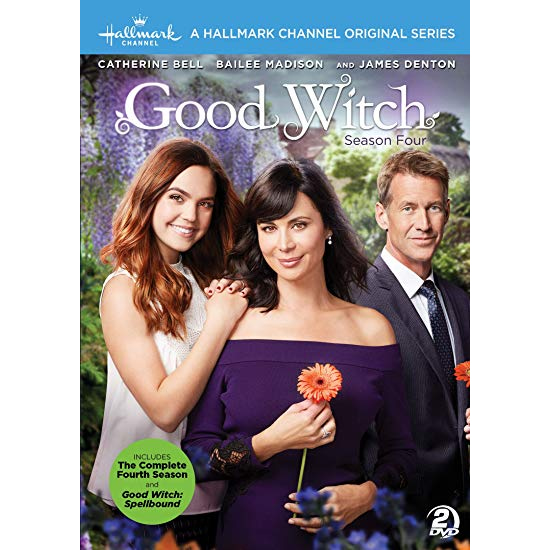 Good Witch - The Complete Season 4 DVD (for NZ Buyers)