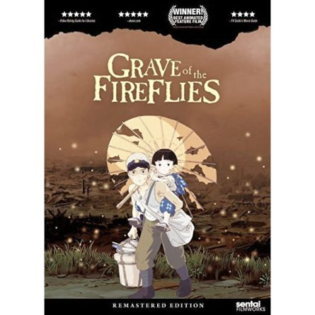Grave of the Fireflies: Animate DVD (for NZ Buyers)