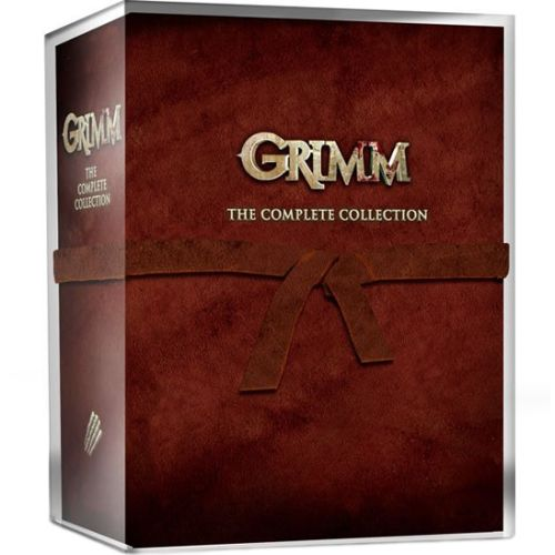 Grimm: The Complete Series 1-6 (for NZ Buyers)