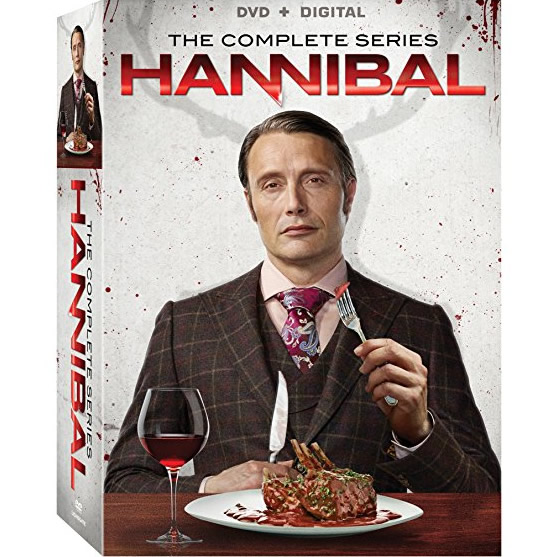 Hannibal: The Complete Series 1-3 (for NZ Buyers)