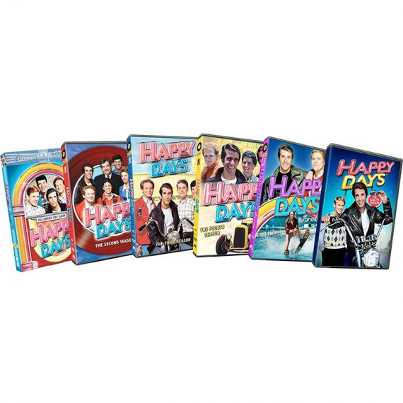 Happy Days: The Complete Series 1-6 (for NZ Buyers)
