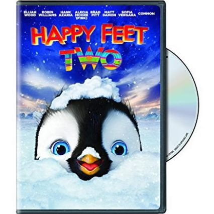 Happy Feet Two: Animate DVD (for NZ Buyers)
