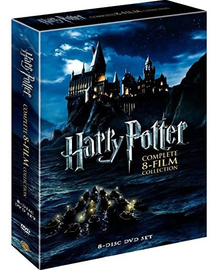 Harry Potter: Complete 8-Film Collection DVD (for NZ Buyers)