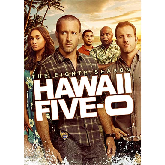 Hawaii Five-0 - The Complete Season 8 DVD (for NZ Buyers)