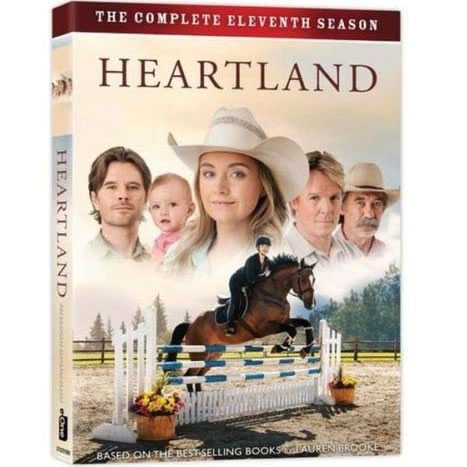 Heartland - The Complete Season 11 DVD (for NZ Buyers)