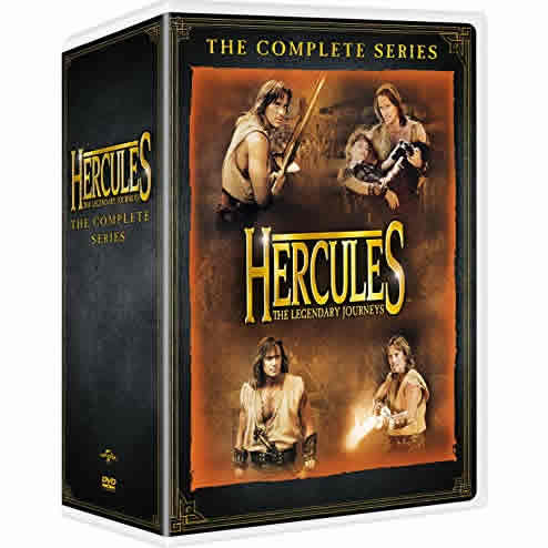 Hercules: The Legendary Journeys - The Complete Series (for NZ Buyers)