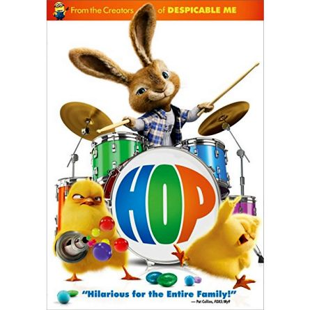 Hop: Animate DVD (for NZ Buyers)