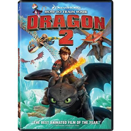 How to Train Your Dragon 2: Animate DVD (for NZ Buyers)