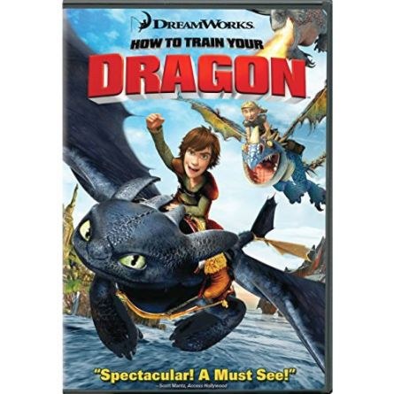 How to Train Your Dragon: Animate DVD (for NZ Buyers)