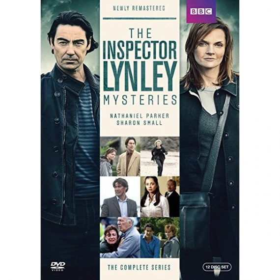 Inspector Lynley Mysteries - The Complete Series (for NZ Buyers)