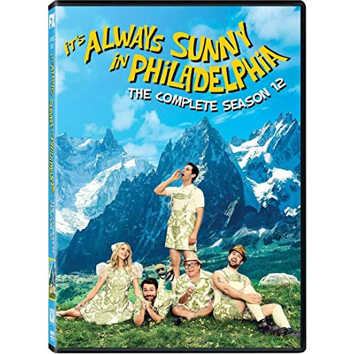 It's Always Sunny in Philadelphia - The Complete Season 12 DVD (for NZ Buyers)