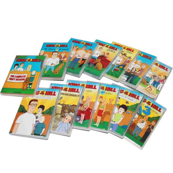King of the Hill: The Complete Series 1-13 (for NZ Buyers)