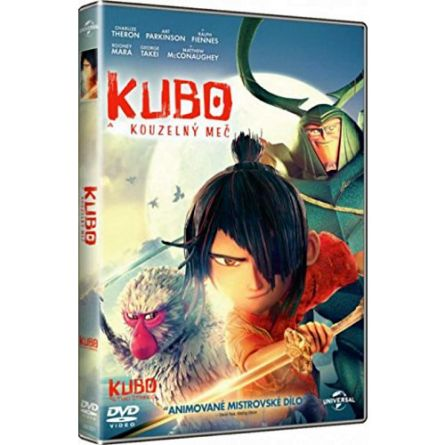 Kubo and the Two Strings: Animate DVD (for NZ Buyers)