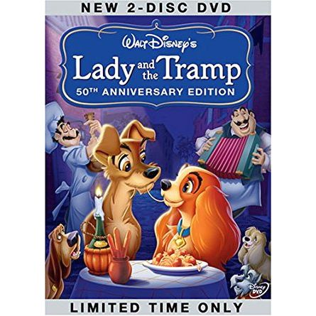 Lady and the Tramp: Animate DVD (for NZ Buyers)