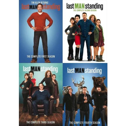 Last Man Standing: The Complete Series 1-4 (for NZ Buyers)