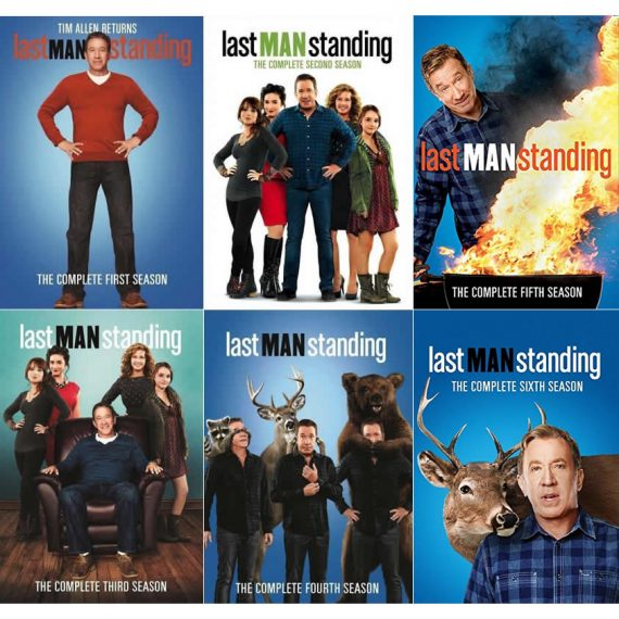 Last Man Standing: The Complete Series 1-6 (for NZ Buyers)