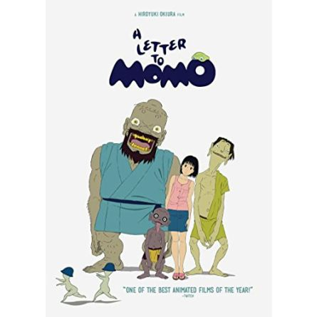 Letter to Momo: Animate DVD (for NZ Buyers)
