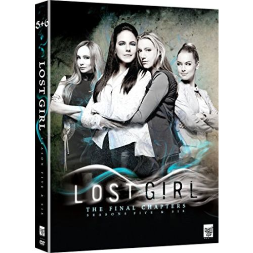 Lost Girl - The Complete Season 5 and 6 DVD (for NZ Buyers)