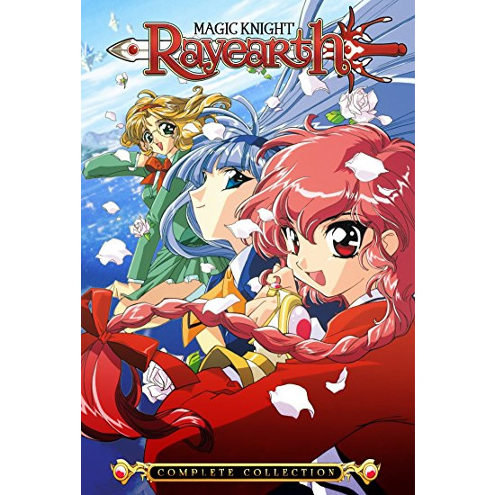 Magic Knight Rayearth Complete Collection: Animate DVD (for NZ Buyers)
