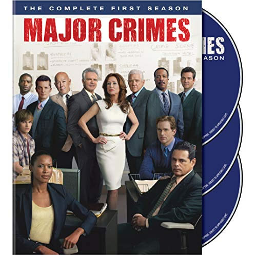 Major Crimes - The Complete Season 1 DVD (for NZ Buyers)