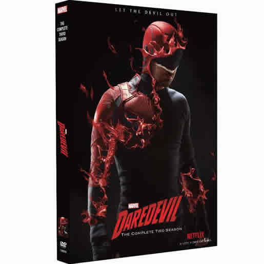 Marvel's Daredevil - The Complete Season 3 DVD (for NZ Buyers)