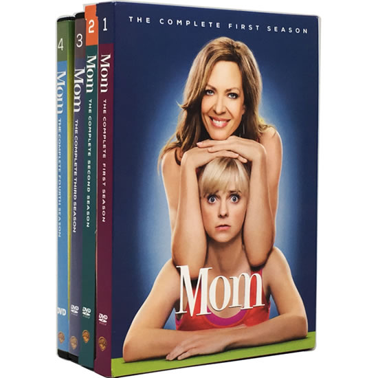Mom: The Complete Series 1-4 (for NZ Buyers)