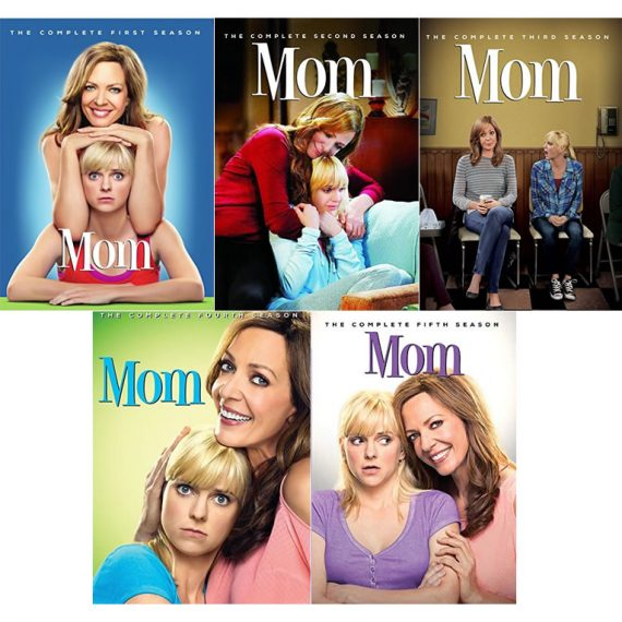 Mom: The Complete Series 1-5 (for NZ Buyers)