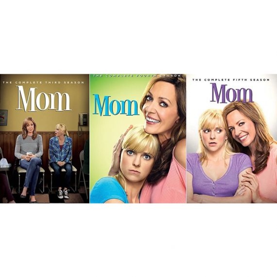 Mom: The Complete Series 3-5 (for NZ Buyers)